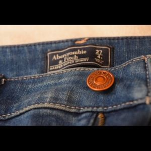 Abercrombie & Fitch Jeans - Abercrombie & Fitch Skinny Jeans
